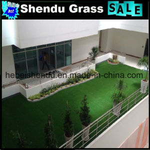 12600tuft/M2 Density Garden Artificial Turf with Thickness 30mm pictures & photos
