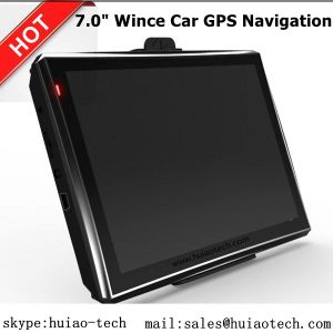 "7.0"" Car Portable GPS Navigation System Dash GPS Navigator with 2017new GPS Map, Parking Camera; Dashboard GPS pictures & photos"