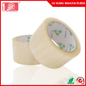 Excellent Quality Water Based Acrylic Adhesive Clear BOPP Packing Tapes 120rolls in a Carton pictures & photos