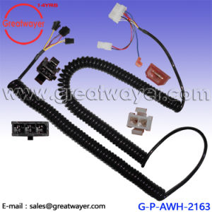 china 14 pin molex connector spring cable new enerygy power wire14 pin molex connector spring cable new enerygy power wire harness