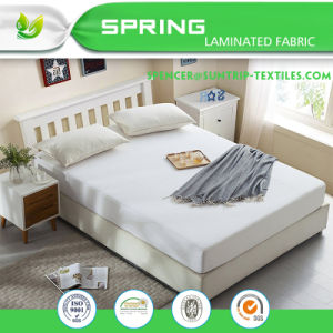 New Waterproof Terry Towel Mattress Protector Fitted Sheet Bed Cover All Sizes Double