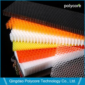 PC Honeycomb for Building Glass to Save Energy and Improve Building Artistry pictures & photos