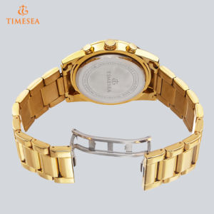 Fashion Quartz Sport Custom Wrist Stainless Steel Watch for Man72511 pictures & photos