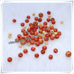 Wooden Spacer Beads / Wooden Beads for Necklace Making (IO-wa013) pictures & photos