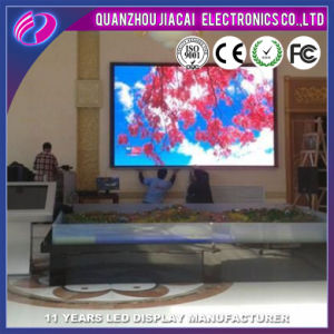 P6 Indoor Full Color LED Sign pictures & photos
