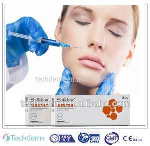 Sofiderm Hot Selling Injectable Hyaluronic Acid Dermal Filler (Deep 1ml) pictures & photos