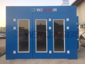 Wld 6000 Automotive Infrared Lamp Spray Booth pictures & photos