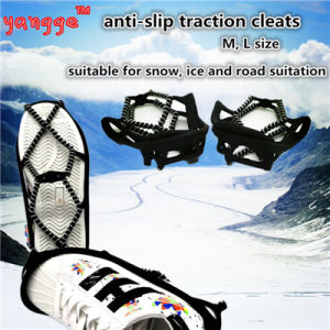 2cc5bd4a78a9 Slip Spikes Climbing Shoes Ice Anti TPE Snow China Shoe Spring PtS1w1