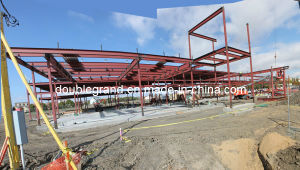 Light Steel Structure Frame Warehouse Building Steel Fabrication pictures & photos
