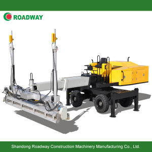 Boom Type Floor Concrete Laser Screed Floor Leveling Machine pictures & photos