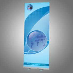 Display&Advertising Banner Stand, China Manufacturer, SGS Certified