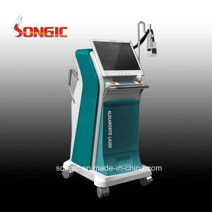 755nm Alexandrite Laser Hair Removal Machine No Pain No Scar No Down Time