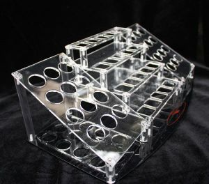 Acrylic Lip Stick Display Stand