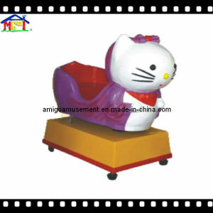 Coin Operated Kiddy Ride for Children Fun Hello Kitty pictures & photos