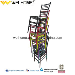 High Quality Wooden and Resin Chiavari Chair pictures & photos