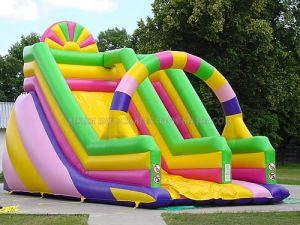 Inflatable Slide, Dry Slide (B4003)