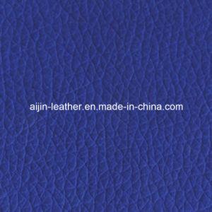 54/55′′ Width and Embossed Pattern Semi PU Leather