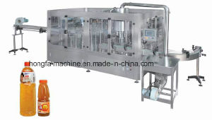 Full-Automatic Hot Juice Bottling Machine