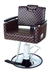 Leather Salon Chair (001-8)