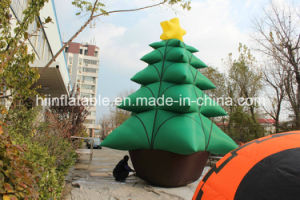 2014 High Quality Used Inflatable Tree for Christmas