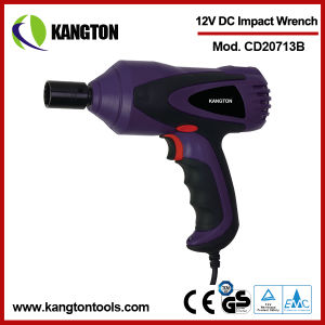 Portable 12V DC Electric Impact Wrench pictures & photos