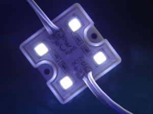 Hight Power 5054 SMD Square LED Module with Lens pictures & photos