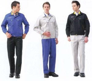 Anti--Wrinkle and Washing Endurance Work Uniform Can Be Custom --Ptbs-Wk-07 (PTBS--WK07) pictures & photos