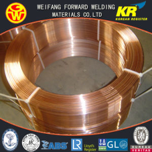 3.2mm H08A EL12 Submerged Arc Welding Wire Welding Product for Welding Metal pictures & photos
