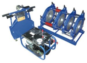 Plastic Pipeline Welding Machine (BRDH 315, Hydraulic)