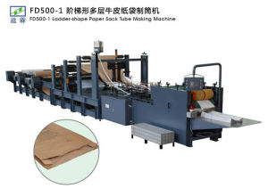 Paper Sack Tube Making Machine (FD500-1) pictures & photos
