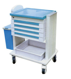 Medicine Trolley Medical Equipment C18 pictures & photos