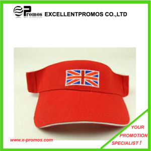 Logo Customized Cotton Material Fashion Visors Cap (EP-S3016) pictures & photos