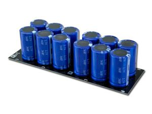 12V 16V 27V 32V 48V 125V Super Capacitor Bank