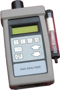 Zhzf-Auto5-1 Handheld Automotive Exhaust Analyzer pictures & photos