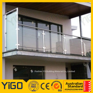Top Manufacturer of Frameless Glass Deck Railing with Low Price