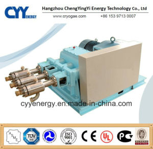 Large Flow and Medium Pressure LNG Liquid Oxygen Nitrogen Argon Multiseriate Piston Pump pictures & photos