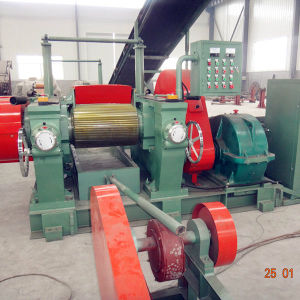 Chilled Cast Iron Alloy Tow Roll Mixing Mill (XK-560) pictures & photos