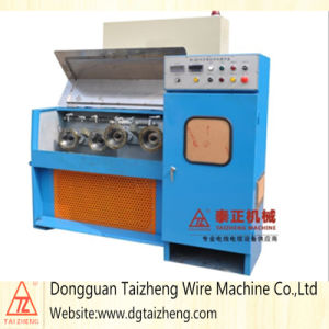 Straight Line Copper Wire Pulling Machine pictures & photos
