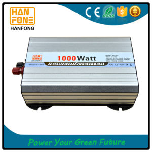 High Efficiency Solar System Inverter DC/AC 1000W