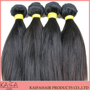 Brazilian Hair Virgin Hair Double Drawn Grade Aaaaa (KF-B-095)