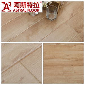 HDF Mirror Surface U-Groove&V-Groove Laminate Flooring (AD394) pictures & photos