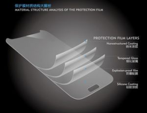 Tempered Glass Screen Protector for Samsung Note 2 Ultra Thin 0.26mm