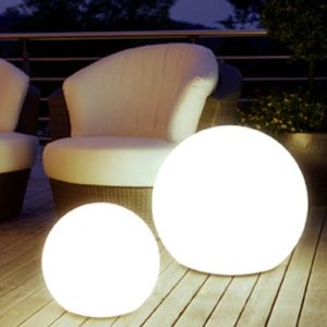 China Rgb Waterproof Led Ball Light Outdoor Glow Swimming Pool