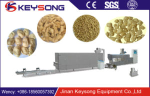 High Capacity Vegetable Protein Meat Analog Soya Nugget Machine pictures & photos