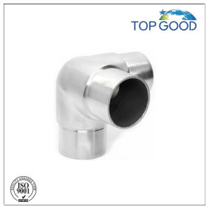 Stainless Steel Handrail 3-Way Corner Connector
