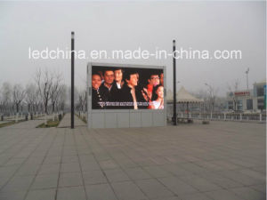P8 Outdoor Advertising LED Display Board pictures & photos