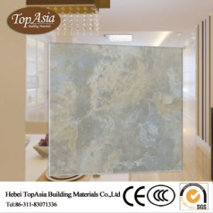 Sloping Grain Ceramic Flooring Tile for Living Room Decoration Project