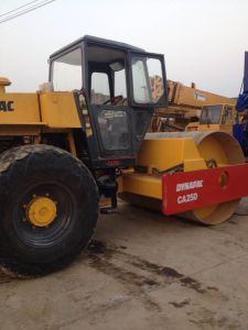 Used Dynapac Ca25D Road Roller (Dynapac Compactor) pictures & photos