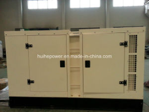 25kVA Soundproof Type Genset with Lovol Diesel Engine