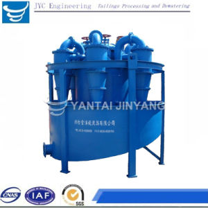 Hydrocyclone Sand/Mineral Separators Classification Cyclone Used in Gold Mining